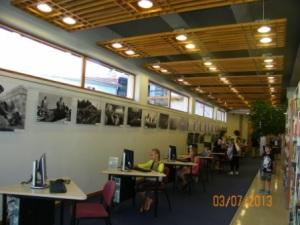Sala Multimedia, Biblioteca Parventa